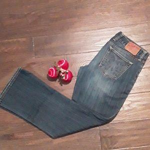 Lucky Brand Boot Cut Reg. Jeans, Sz 10(30)
